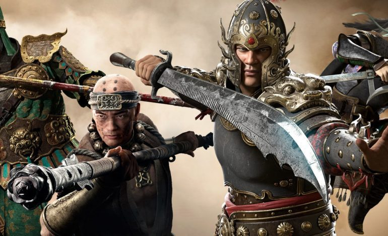 Ubisoft teases For Honor and Assassins Creed Crossover