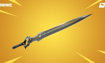 Fortnite Vaults the Infinity Blade