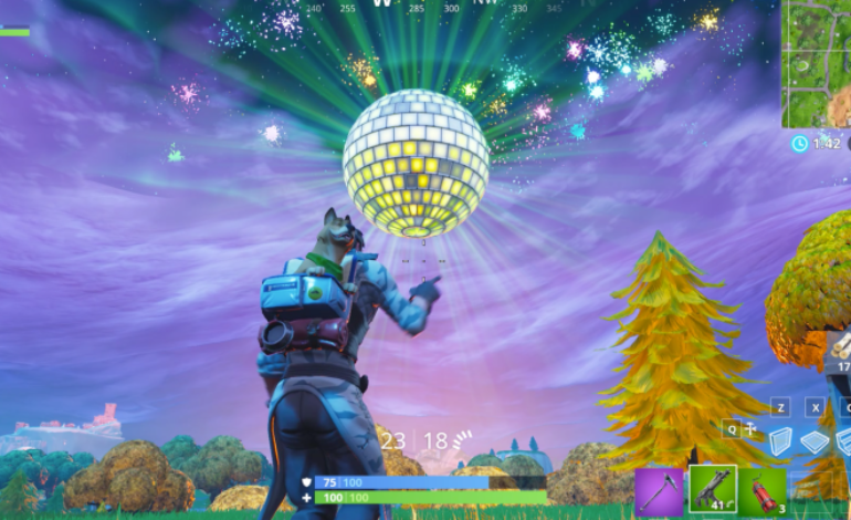 Fortnite: Battle Royale Dropping the Ball on New Years Eve in a Surprise Event