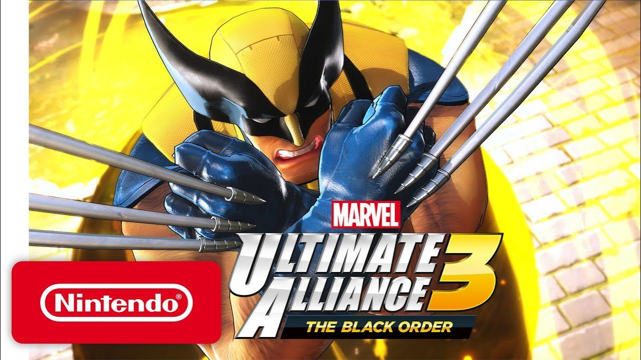 Comic-Con 2019 Panel Unveils New Marvel Ultimate Alliance 3 DLC Characters