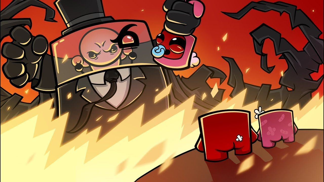 Super Meat Boy Forever Will Have Staggered Release Dates