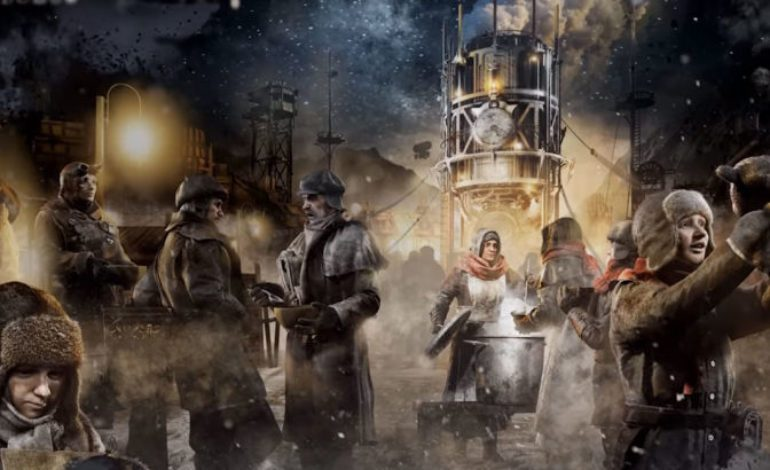 Frostpunk Celebrates a Post-Apocalyptic Christmas