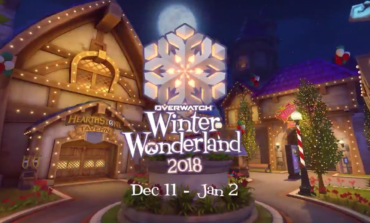 Overwatch Starts to Show off Maps and Skins for the Upcoming Winter Wonderland Event