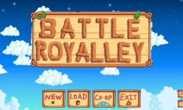 Battle Royale Mod, Battle Royalley, Created for Stardew Valley