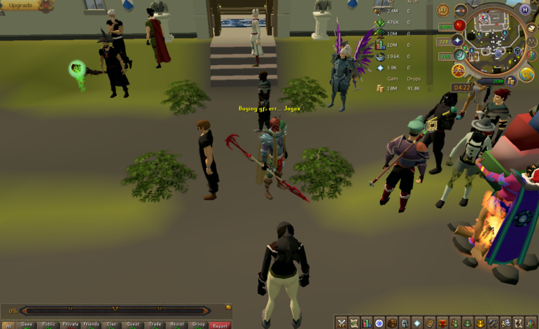 RuneSape Developer Jagex Could be Sold in Restructure of Parent Company Fukong Interactive
