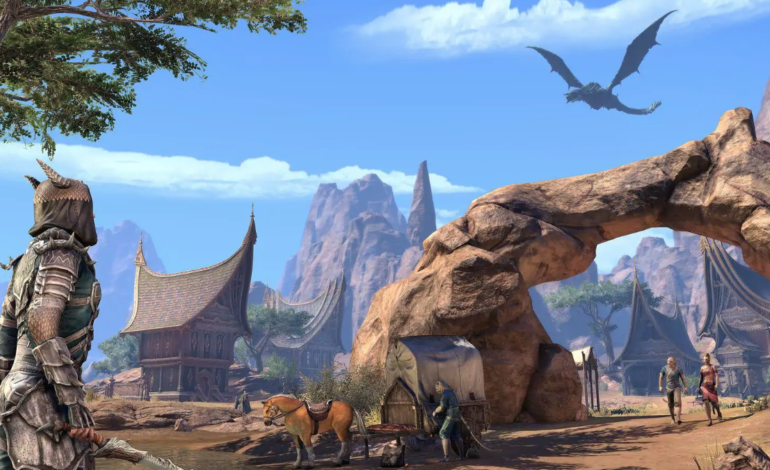 The Next Expansion in The Elder Scrolls Online Will Be Elsweyr