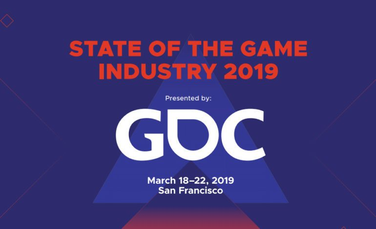 Game Developers Conference Releases State of the Industry 2019 Report