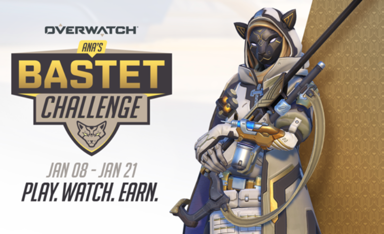 "Bastet Challenge Event Comes to Overwatch, Based on the ""Bastet"" Short Story"