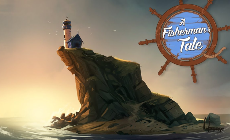 The Mind-Bending VR Game 'A Fisherman's Tale' Released