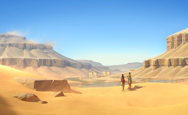 Campo Santo Plans to Launch In the Valley                          of Gods This Year