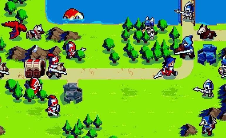 Wargroove Coming This Quarter From Chucklefish