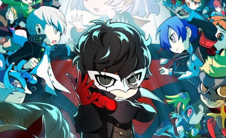 Persona Q2: New Cinema Labyrinth Potentially Coming To The West