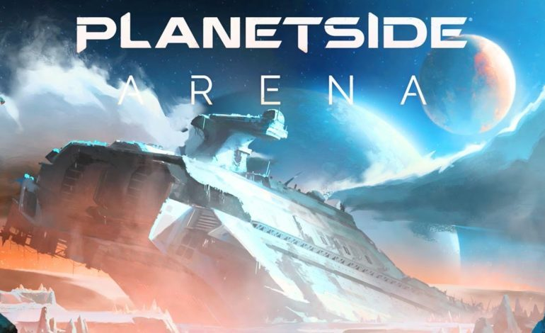 Planetside: Arena Gets Delayed, Starting a Closed Beta For Playtesting