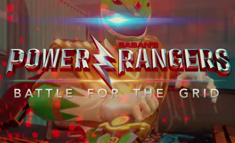 New Fighting Game Power Rangers: Battle for the Grid Coming This April
