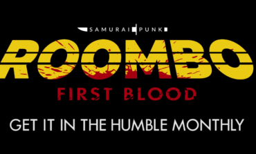 Roombo: First Blood, the Game Where you Get to Play as a Murderous Robot Vacuum