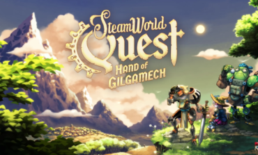 New Deck Building RPG SteamWorld Quest: Hand of Gilgamech Announced for Nintendo Switch