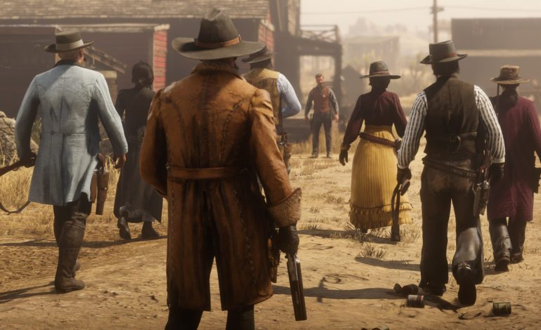 Red Dead Online Update Coming February 26