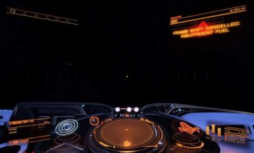 Elite Dangerous Player Gets Stranded in Space, Rescue Mission Underway