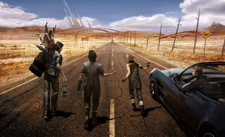 The Next Piece of Content For Final Fantasy XV Will Be A Book