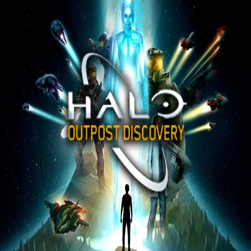 Halo: Outpost Discovery, an Interactive Halo Experience