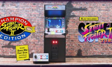 New Wave Toys Reveals Street Fighter II: Champion Addition x Replicade