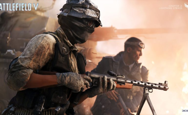 Launching this Week Battlefield 5 Free Co-op Mode Combined Arms