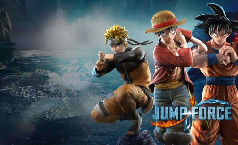 Jump Force Launch Trailer Showcases Huge Roster