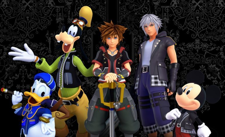 Kingdom Hearts III Ships More Than 5 Million Units Worldwide, Becomes The Fastest Selling Title in the Series