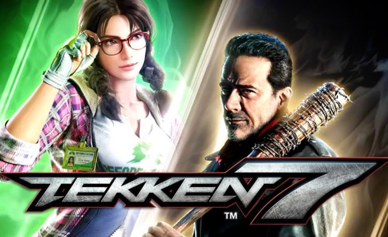 Julia and Negan Join the Fight in Tekken 7