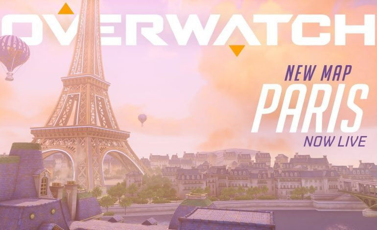 Paris Map is Now Live in Overwatch