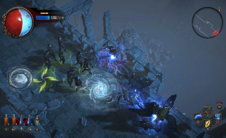 Path Of Exile is Finally Being Introduced to PS4 in March