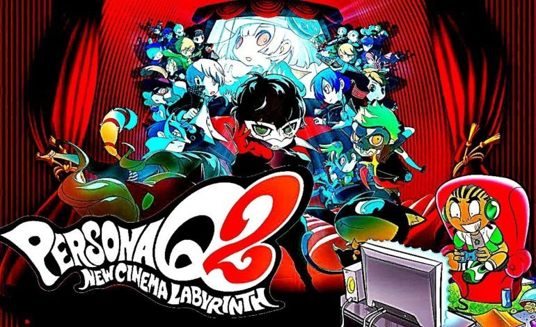 Persona Q2 Coming To North America This June