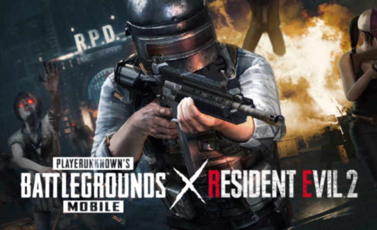 Resident Evil 2 and PUBG Mobile Crossover