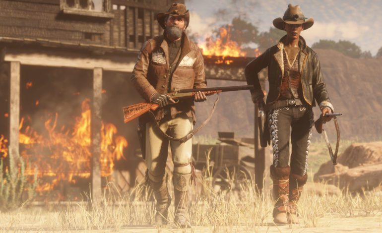 Rockstar Provides More Details Of Red Dead Online Update Arriving Next Week