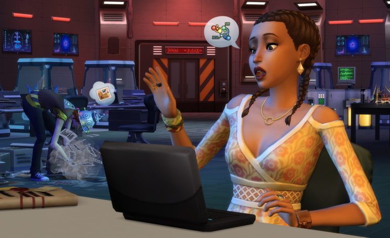 The Sims 4: StrangerVille Adds New Weirdness