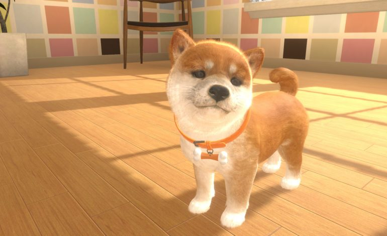 Little Friends Gives the Switch a Nintendogs Spiritual Successor