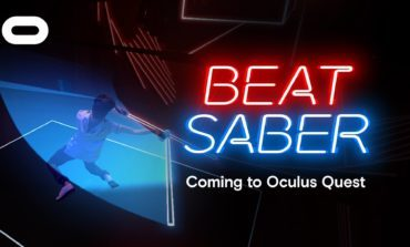 Beat Saber Announced as Oculus Quest Launch Title