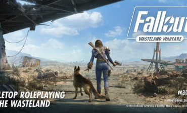 New Fallout RPG Announced Along with Expansion for Wasteland Warfare