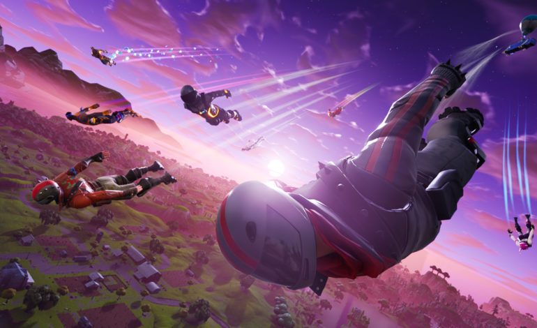Epic Games Details The Fortnite World Cup