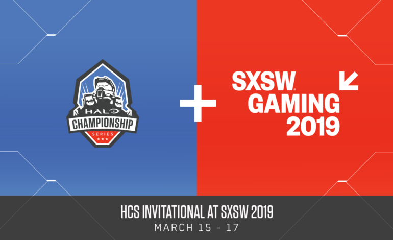 The Halo Championship Series Invitational Will Be At SXSW Gaming