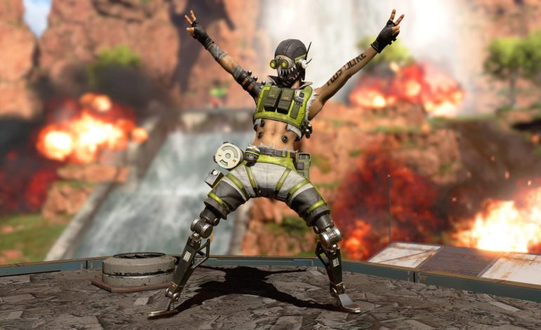 Apex Legend's First New Character, Octane, Announced