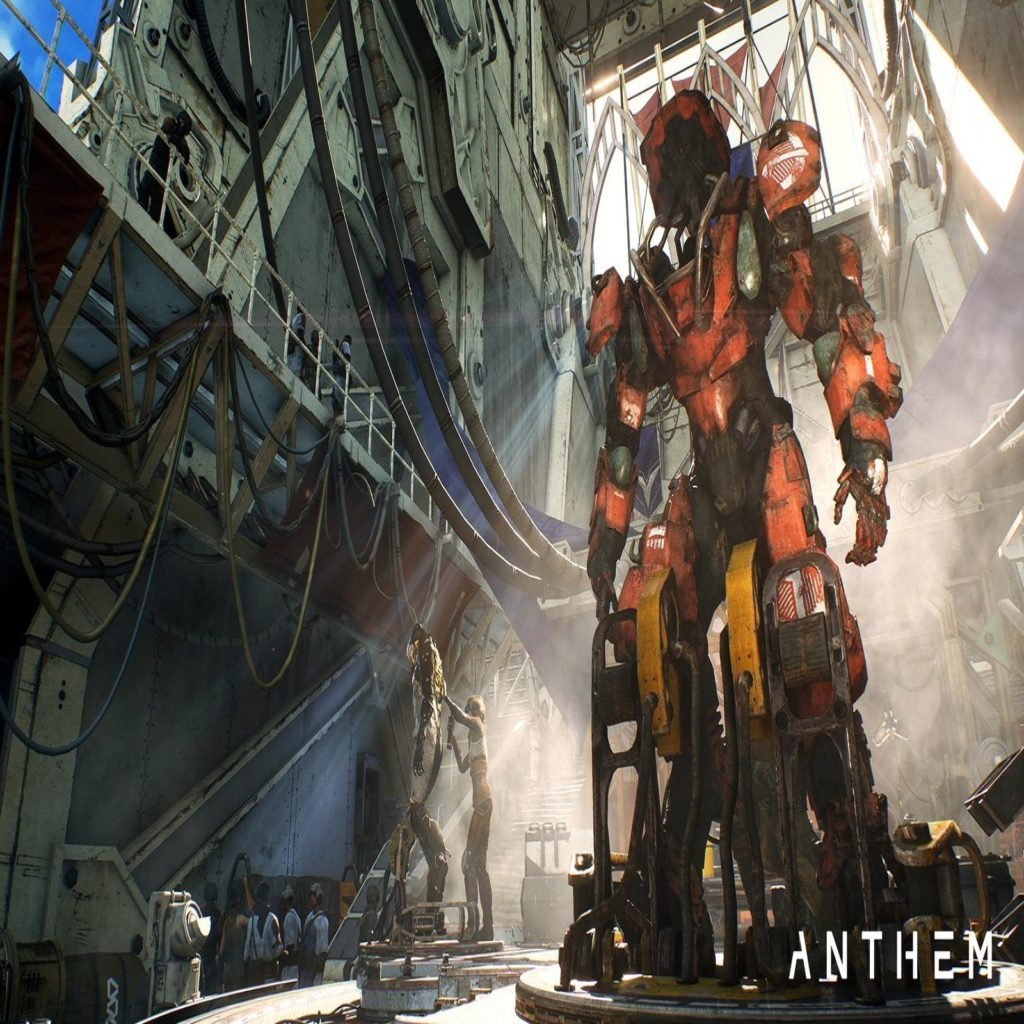 Bioware Addresses Player Outrage Over Recent Anthem Loot