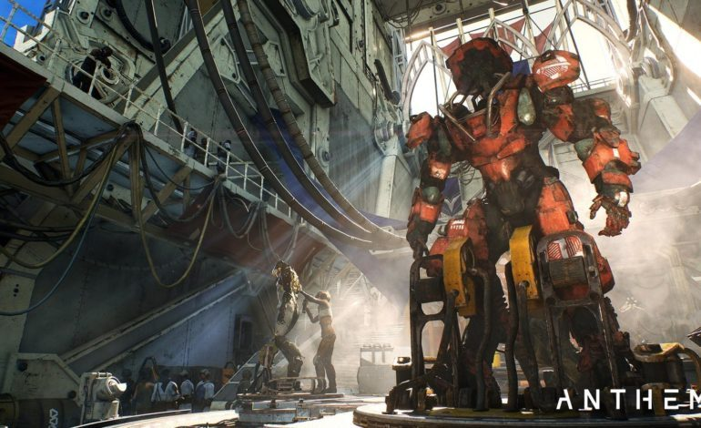 Bioware Addresses Player Outrage Over Recent Anthem Loot Drop Changes