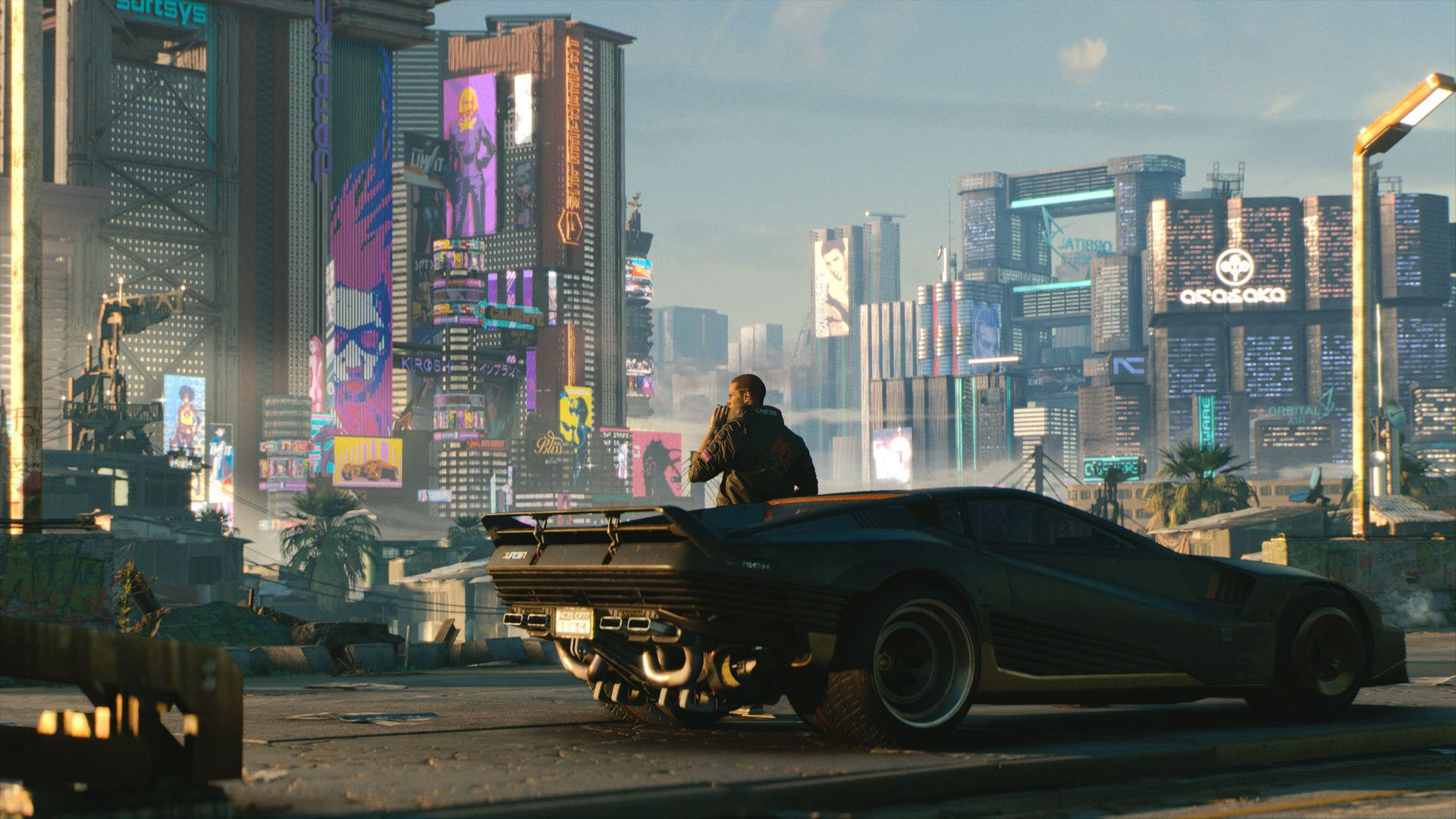 Cyberpunk 2077 Is Going Back On The PlayStation Store Next Week