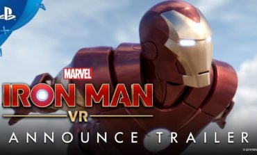 Marvel's Iron VR Revealed