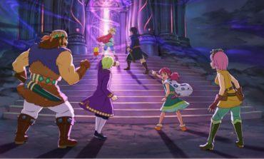"Ni No Kuni II Show Off Trailer for DLC ""Tale of the Timeless Tomb"""