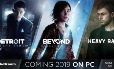 A Trio of Quantic Dream Games are Headed to PC via the Epic Games Store