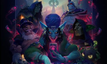 Blizzard Entertainment Reveals Hearthstone's New Expansion Rise of Shadows