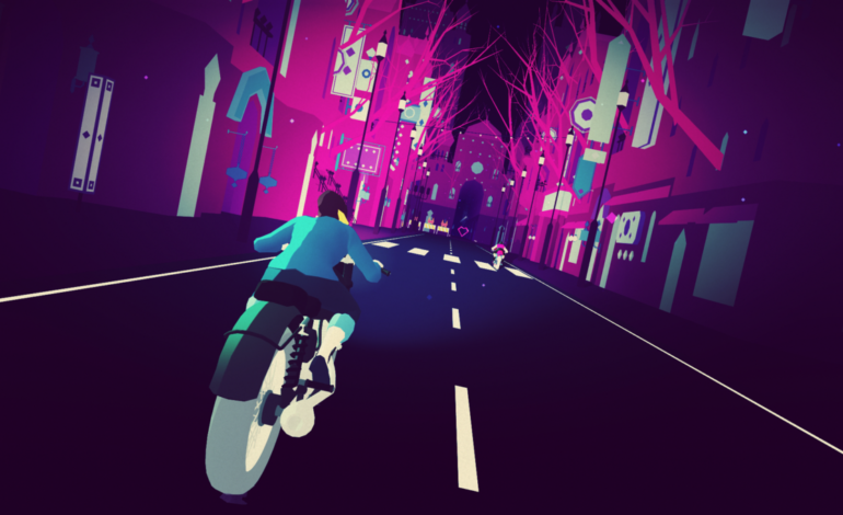 E3 2019: Sayonara Wild Hearts Is A Pop Album Disguised As A Video Game