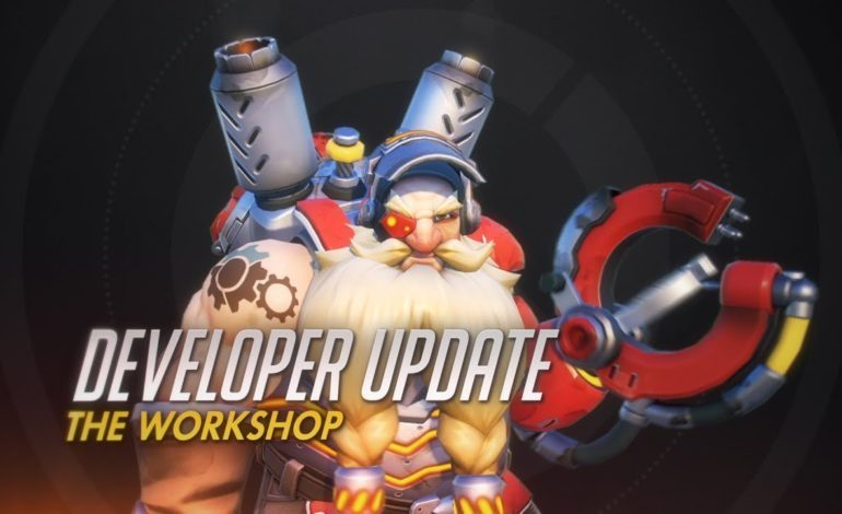 New Game Creation Mode, The Workshop, Now in Overwatch PTR